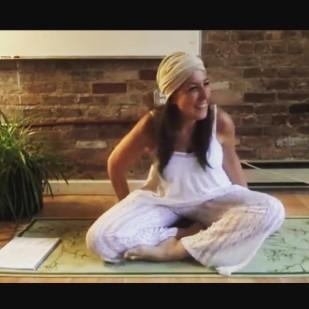 smiling yogi D